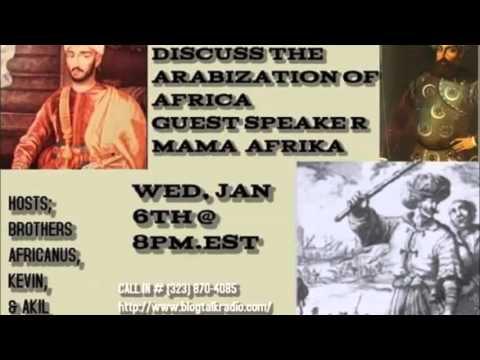Arabization of Africa  1-6-16