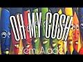 ZUMBA FITNESS | OH MY GOSH - YEMI ALADE | MICHELLE VO | Dance Workout | AFRICAN BEATS