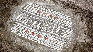 Pothole Art