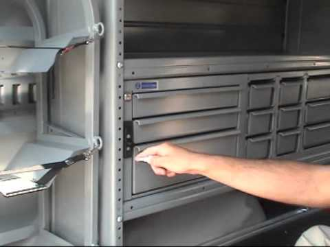 Small Truck Tool Box >> Lock 'n Latch Drawer Units: Organize Your Tools & Small ...