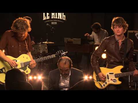 Slow Joe & The Ginger Accident - Le Ring - Live