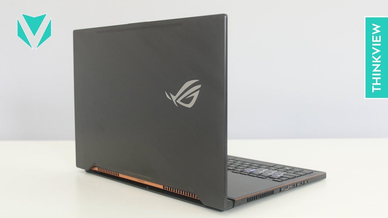 ASUS ROG Zephyrus: laptop GTX 1080 chỉ nặng 2 Kg với Max-Q Design   ThinkView