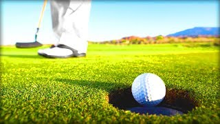 Golf It - HOLE IN ONE MASTER?   Olli43