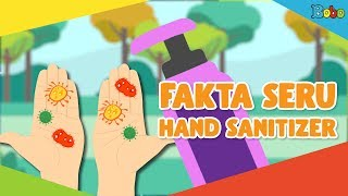 Hand Sanitizer - Fakta Seru Hand Sanitizer Pembers