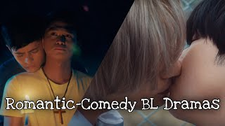 14 BEST Romantic Comedy BL Dramas To Watch in 2021 | THAI BL
