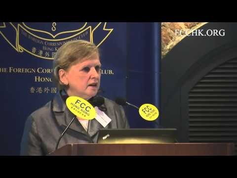 2014.05.13 - Rachel Cartland (Topic: Has Hong Kong Become Un
