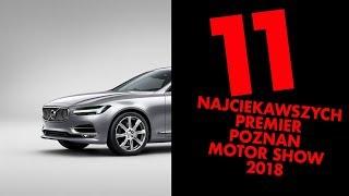 11 najlepszych premier Poznan Motor Show 2018 - #122 TOP10