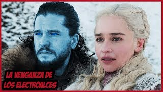 Filtración del FINAL de Juego de Tronos Temporada 8 – Game of Thrones -