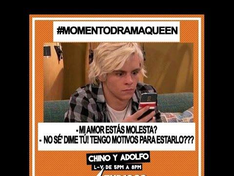 Chino y Adolfo: #MomentoDramaQueen 05/04/17