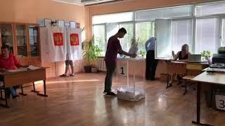 Выборы в Райсемёновском (Видео 2)