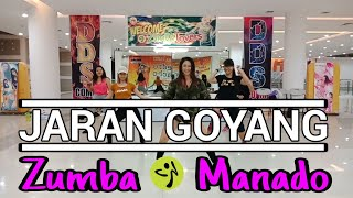 Jaran Goyang - Nella Kharisma | Zumba Cewe Manado