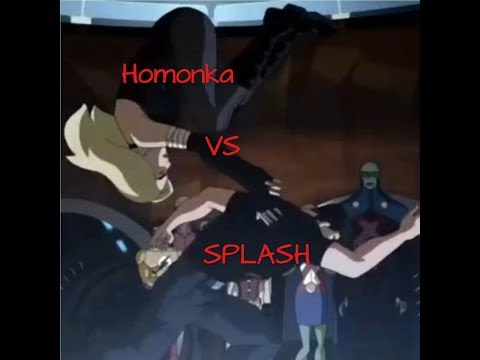 I DEBATED A GOD!!! HOMONKA VS SPLASH