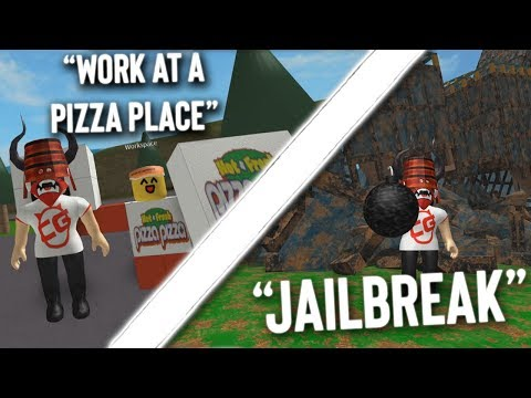 Terrible Recreations of Popular ROBLOX Games