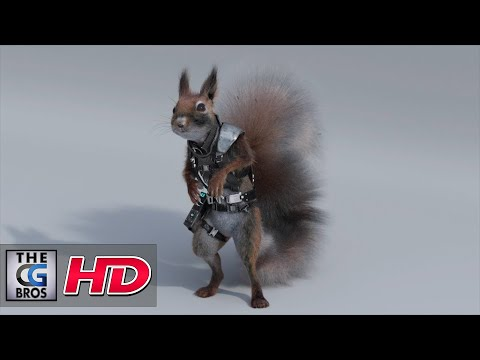"CGI & VFX Showreels: ""Grooming/Lookdev Artist"" - by Kristin Farrensteiner"
