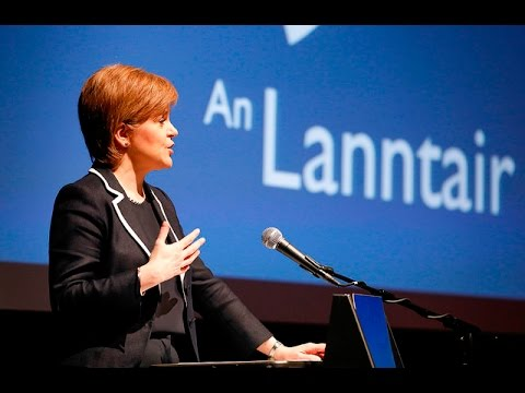 FIrst MInister   International Women's Day speech