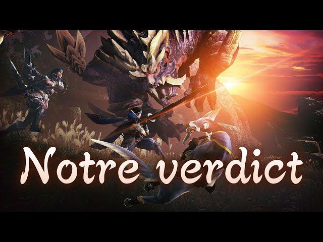 Monster Hunter Rise - Notre Verdict