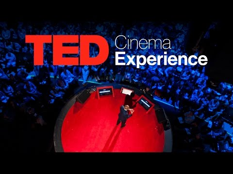 TED Cinema Experience: TED2017 Comes To A Cinema Near You (Short Trailer)