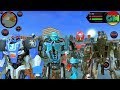 Robot Shark # New Update All Sharks Unlocked | by Naxeex Robots | Android GamePlay FHD Mp3