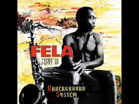 Fela Kuti - C.B.B. (Confusion Break Bone)
