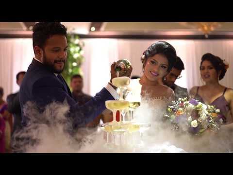 Sumiran Guneskaras And Nawodya Jayamannes Wedding Trailer