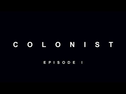 "Colonist - Ep. 1 ""Origin"" - ASMR Alien / Lovecraft / SCP Foundation Crossover Fan-fic"