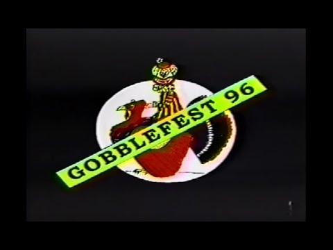 Gobblefest 1996 - Indie Music in Cape Breton