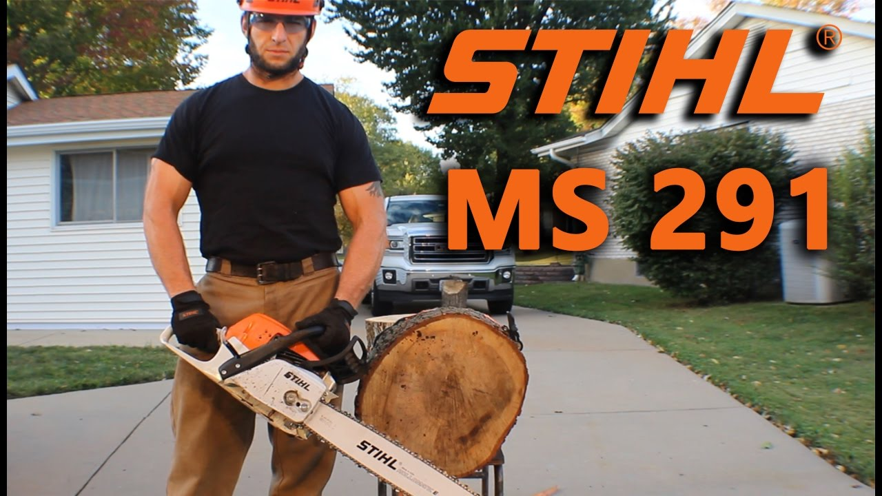 Stihl ms 291 overview review youtube - Stihl ms 291 ...