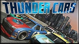 Thunder Cars Game (1-5 races)