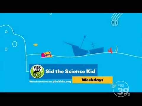PBS Kids Promo: Sid The Science Kid (2014 WFWA-DT2)