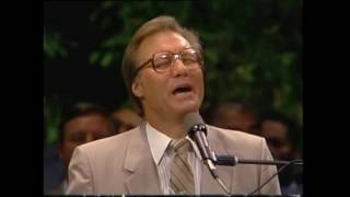 JIMMY SWAGGART -  LET YOUR LOVE FLOW THROUGH ME - NEW YORK  01  09  07  1984 - HD