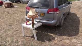 Ikea Towbar Lack Table Concept!