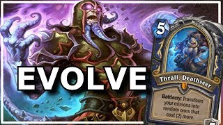 Hearthstone - Best of Evolve | ft. Thrall Deathseer