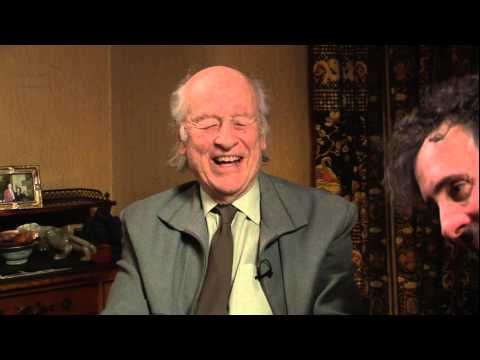 Tim Burton Sits Down With Ray Harryhausen