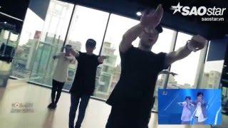 [SAOSTAR.VN] CHUYỆN CHÀNG CÔ ĐƠN - TEAM SOOBIN HOÀNG SƠN | Dance Practice ver.