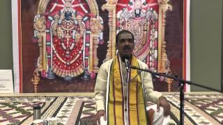 Day 5/7 - Markandeya puranam - Saptaham by Brahmasri Vaddiparthi Padmakar Garu at Milpitas, CA