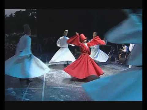 Fransa'da Türk Mevsimi - Mercan Dede (Açılış Konseri)
