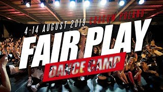 Fair Play Dance Camp 2019 | Official Trailer | Let The Fair Play  Madness Begin
