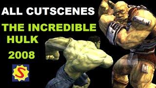 The Incredible Hulk 2008 - Full Movie / All Cutscenes