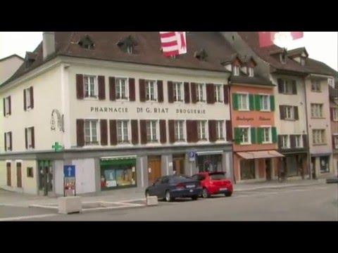 Delemont et Courroux Suisse