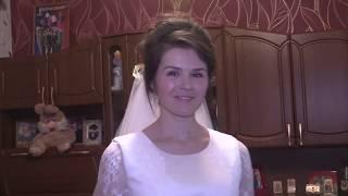 29.10.17  Сборы невесты Анастасии. Христианская свадьба. Christian wedding