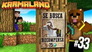 LE ROBO EL CABALLO A RUBIUS || KARMALAND #33