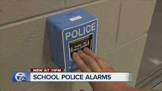 New police alarm at Bloomfield Hills high