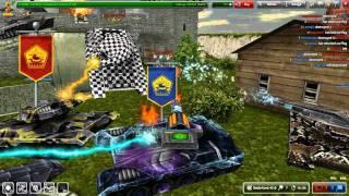 Танки Онлайн - Захват флага войны (бас)