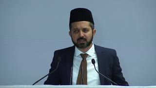 Nazm by Tariq Yousuf - 27th Jalsa Salana Sweden 2019