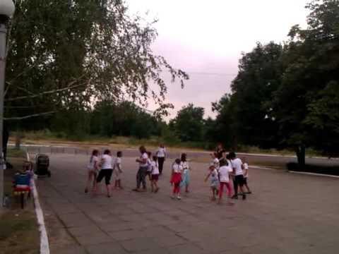Спортивные игры. Христианский лагерь Менора.