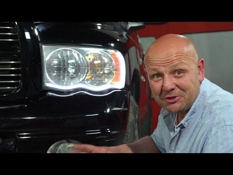 Dostosowanie świateł do przepisów europejskich! Montaż pasków LED! #101_Napraw