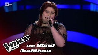 "Maryam Tancredi ""È la mia vita"" - Blind Auditions #1 - The Voice of Italy 2018"