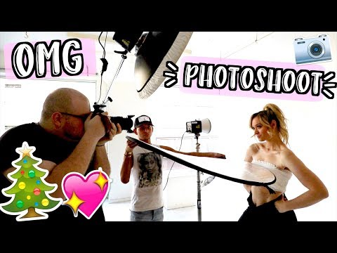 Download Youtube: Omg Exciting Photoshoot! Vlogmas Day 11!!