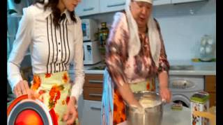 """Праздничное татарское блюдо - """"Утро с Вами"""" 21.12.2012"""