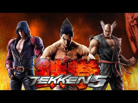 Tekken 5 Download On Android | Download Now | Explained In Telugu